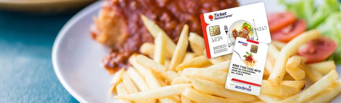 rede credenciada ticket alimentação