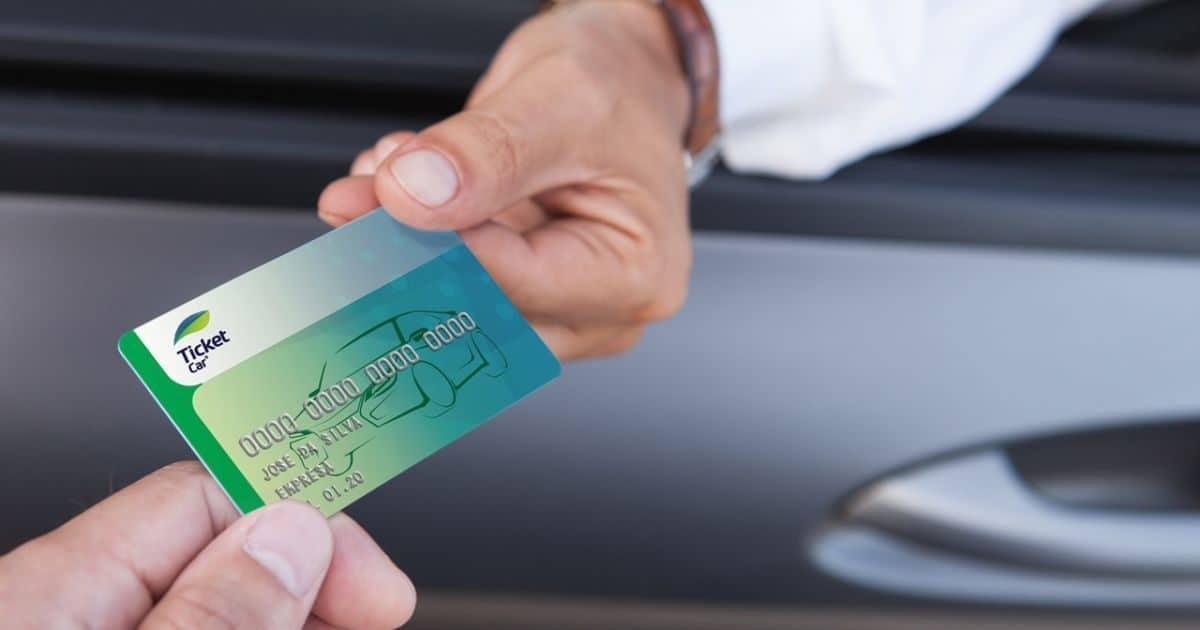 Ticket Car login