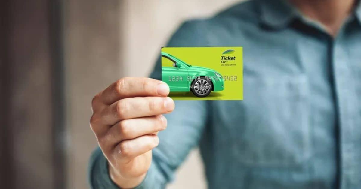 Ticket Car postos