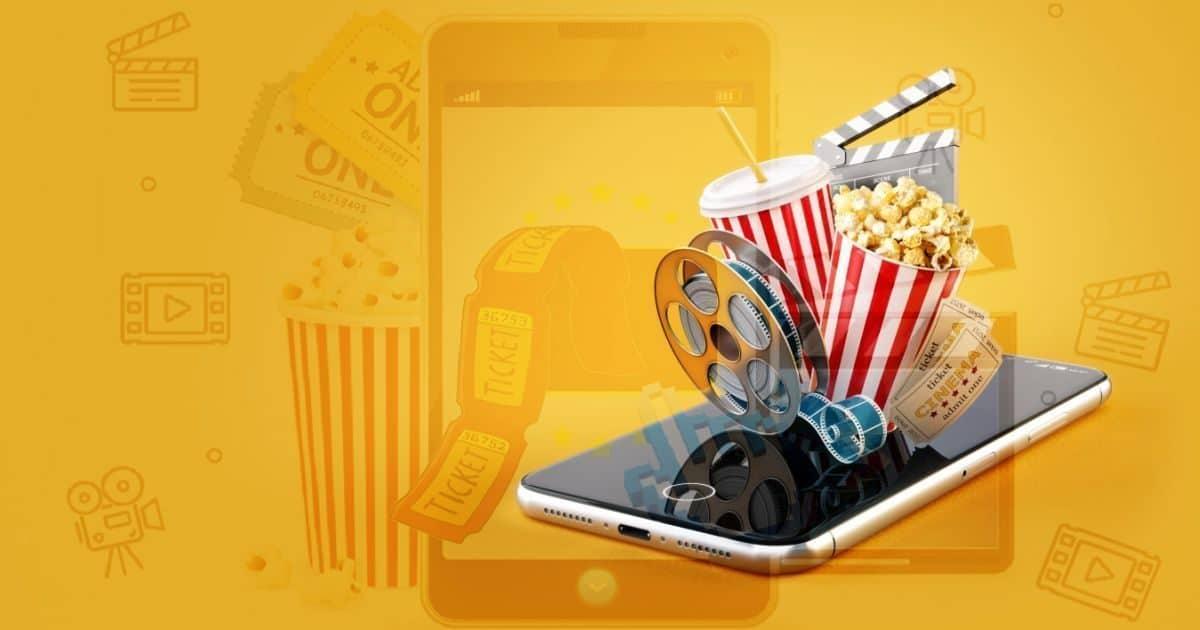 Ticket Cinema booking app