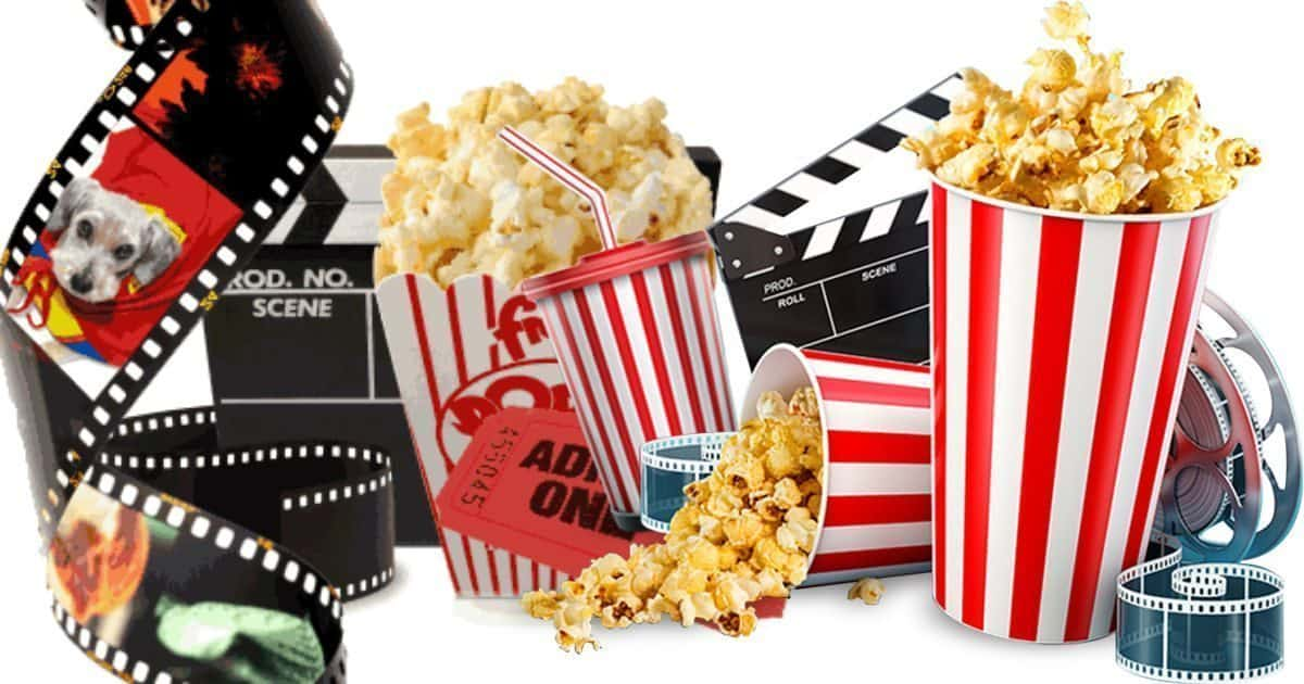Ticket Cinema hall